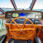 NAUTI BUOYS is a Ocean Alexander 80 Cockpit Motoryacht Yacht For Sale in San Diego-17