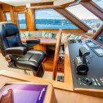 NAUTI BUOYS is a Ocean Alexander 80 Cockpit Motoryacht Yacht For Sale in San Diego-21