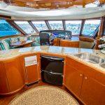 NAUTI BUOYS is a Ocean Alexander 80 Cockpit Motoryacht Yacht For Sale in San Diego-12