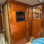 NAUTI BUOYS is a Ocean Alexander 80 Cockpit Motoryacht Yacht For Sale in San Diego-31