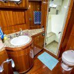 NAUTI BUOYS is a Ocean Alexander 80 Cockpit Motoryacht Yacht For Sale in San Diego-32