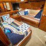 NAUTI BUOYS is a Ocean Alexander 80 Cockpit Motoryacht Yacht For Sale in San Diego-33