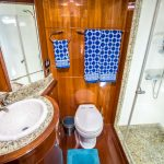 NAUTI BUOYS is a Ocean Alexander 80 Cockpit Motoryacht Yacht For Sale in San Diego-34