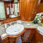 NAUTI BUOYS is a Ocean Alexander 80 Cockpit Motoryacht Yacht For Sale in San Diego-28