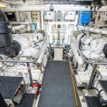 NAUTI BUOYS is a Ocean Alexander 80 Cockpit Motoryacht Yacht For Sale in San Diego-54