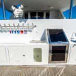 NAUTI BUOYS is a Ocean Alexander 80 Cockpit Motoryacht Yacht For Sale in San Diego-50