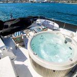 NAUTI BUOYS is a Ocean Alexander 80 Cockpit Motoryacht Yacht For Sale in San Diego-38