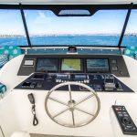 NAUTI BUOYS is a Ocean Alexander 80 Cockpit Motoryacht Yacht For Sale in San Diego-40