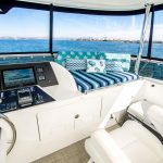 NAUTI BUOYS is a Ocean Alexander 80 Cockpit Motoryacht Yacht For Sale in San Diego-44