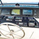 NAUTI BUOYS is a Ocean Alexander 80 Cockpit Motoryacht Yacht For Sale in San Diego-41