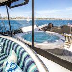NAUTI BUOYS is a Ocean Alexander 80 Cockpit Motoryacht Yacht For Sale in San Diego-46