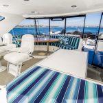 NAUTI BUOYS is a Ocean Alexander 80 Cockpit Motoryacht Yacht For Sale in San Diego-47