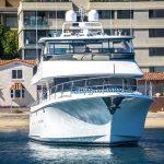NAUTI BUOYS is a Ocean Alexander 80 Cockpit Motoryacht Yacht For Sale in San Diego-5