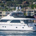 NAUTI BUOYS is a Ocean Alexander 80 Cockpit Motoryacht Yacht For Sale in San Diego-4
