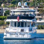 NAUTI BUOYS is a Ocean Alexander 80 Cockpit Motoryacht Yacht For Sale in San Diego-3