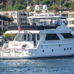 NAUTI BUOYS is a Ocean Alexander 80 Cockpit Motoryacht Yacht For Sale in San Diego-2
