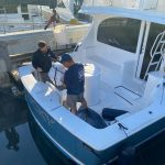 Lucky is a Viking 46 Convertible Yacht For Sale in San Pedro-41