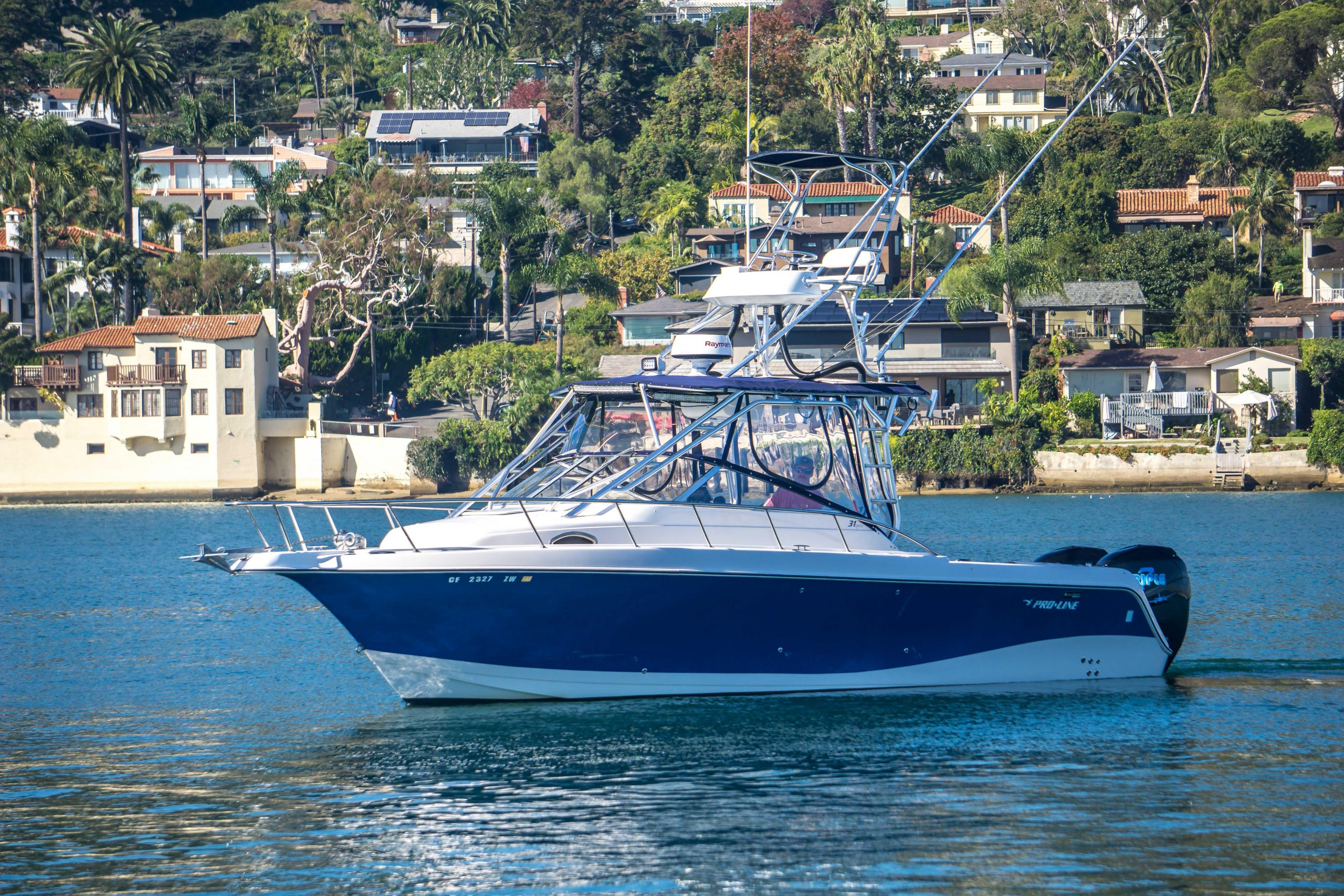 Seakeeper Stabilized! is a Pro-Line 31 Express Yacht For Sale in San Diego-0