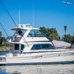 Dun Looking is a Riviera 48 Convertible Yacht For Sale in San Diego-3