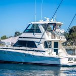 Dun Looking is a Riviera 48 Convertible Yacht For Sale in San Diego-2