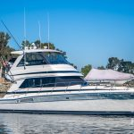 Dun Looking is a Riviera 48 Convertible Yacht For Sale in San Diego-35