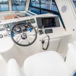 Dun Looking is a Riviera 48 Convertible Yacht For Sale in San Diego-12