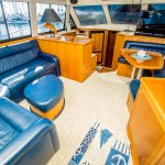 Dun Looking is a Riviera 48 Convertible Yacht For Sale in San Diego-19