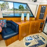 Dun Looking is a Riviera 48 Convertible Yacht For Sale in San Diego-22
