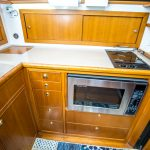 Dun Looking is a Riviera 48 Convertible Yacht For Sale in San Diego-25