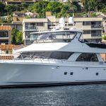 NAUTI BUOYS is a Ocean Alexander 80 Cockpit Motoryacht Yacht For Sale in San Diego-57