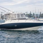 is a Sunseeker Sportfisher 37 Yacht For Sale in San Diego-21
