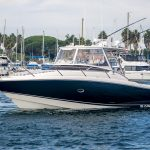 is a Sunseeker Sportfisher 37 Yacht For Sale in San Diego-3