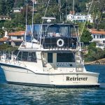 Retriever is a Hatteras 50 Convertible Yacht For Sale in San Diego-1