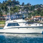 Retriever is a Hatteras 50 Convertible Yacht For Sale in San Diego-24