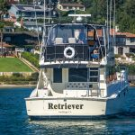 Retriever is a Hatteras 50 Convertible Yacht For Sale in San Diego-2