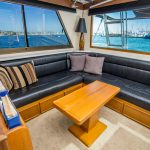 Retriever is a Hatteras 50 Convertible Yacht For Sale in San Diego-13