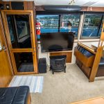 Retriever is a Hatteras 50 Convertible Yacht For Sale in San Diego-14