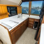 Retriever is a Hatteras 50 Convertible Yacht For Sale in San Diego-15