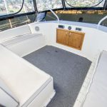 Retriever is a Hatteras 50 Convertible Yacht For Sale in San Diego-5