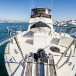 Retriever is a Hatteras 50 Convertible Yacht For Sale in San Diego-8