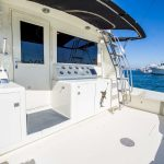 Retriever is a Hatteras 50 Convertible Yacht For Sale in San Diego-9