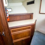 Retriever is a Hatteras 50 Convertible Yacht For Sale in San Diego-17