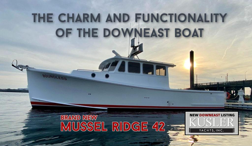 42 mussel ridge in harbor