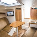 Albemarle 30 Express Cabin